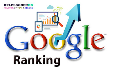 Google Website Ranking