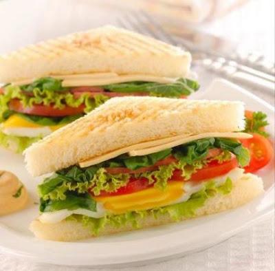 Resep Roti Untuk Cemilan Sehat Di Rumah