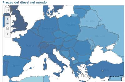 Il prezzo del carburante in Albania è il più alto nei Balcani