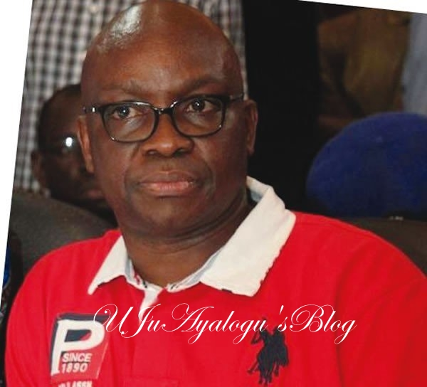 Oni blasts Fayose for asking Buhari to resign, speaks on Ekiti poll, APC primary
