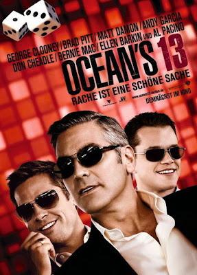 Ocean's Thirteen [2007] [DVD R1] [Latino]