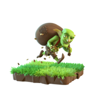 Informasi Goblin di COC
