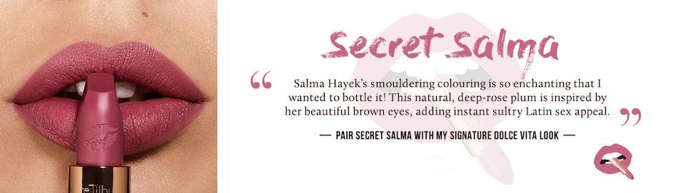 Charlotte Tilbury Secret Salma