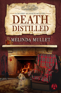 death distilled cover