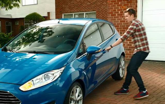 novo Ford Fiesta - MyKey