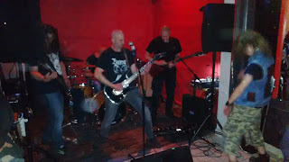 GOD OF DEATH - Live Csp bar Douai 2017. Death metal