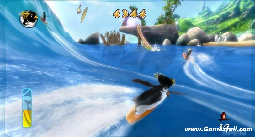 Surf's Up Locos Por El Surf pc full