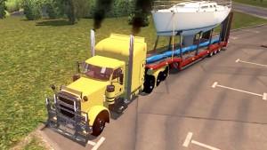 Peterbilt 379 truck mod