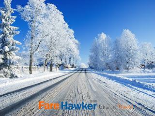Winter Travel Image