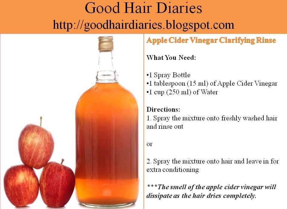 Youtube Apple Cider Vinegar Rinse Natural Hair