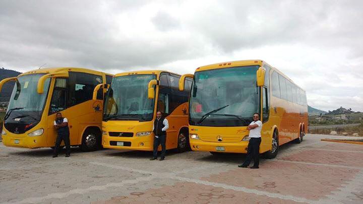 Viajes cergon autobus