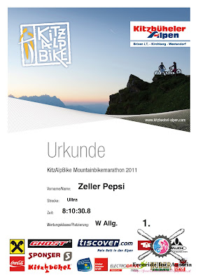 Mountainbike Rennen Kirchberg bei Kitzbühel