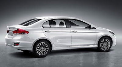 New 2018 Maruti Suzuki Ciaz Facelift side look Hd Images