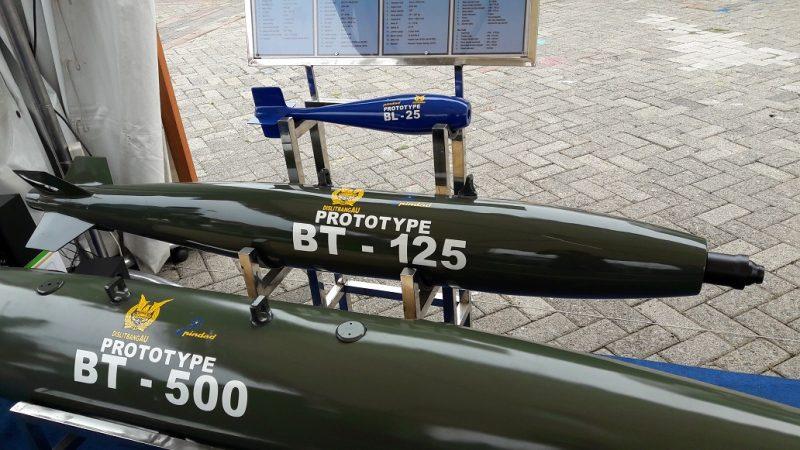 BT - 125, BT - 500