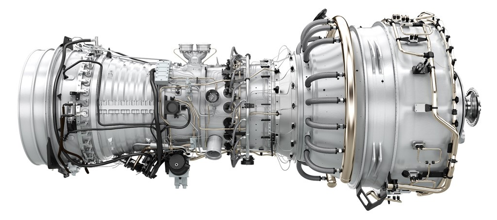 Aero derivative%2BGas%2BTurbines