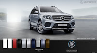 Mercedes GLS 500 4MATIC 2018 màu Bạc Diamond 988