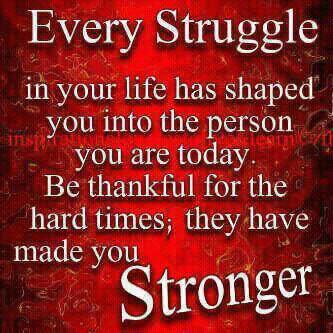 Every Struggle In Your Life Has | Letter a Studio
