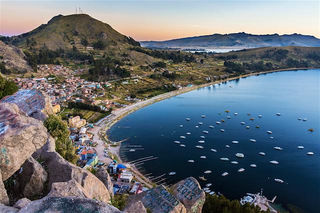 Lake Titicaca – Peru and Bolivia