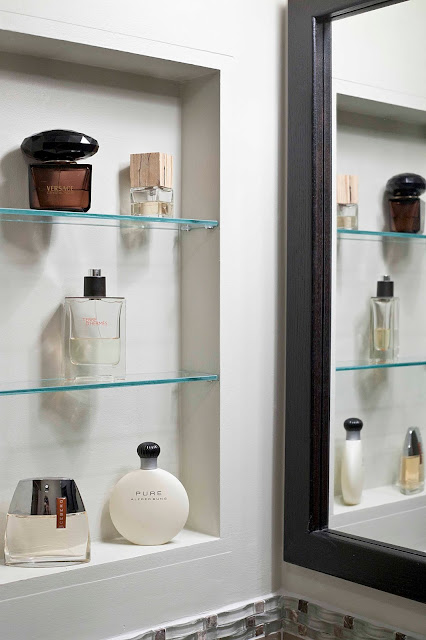 Glass Shelf Design Ideas