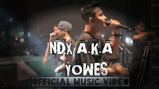 Lirik Lagu Yowes (Dan Artinya) - NDX A.K.A