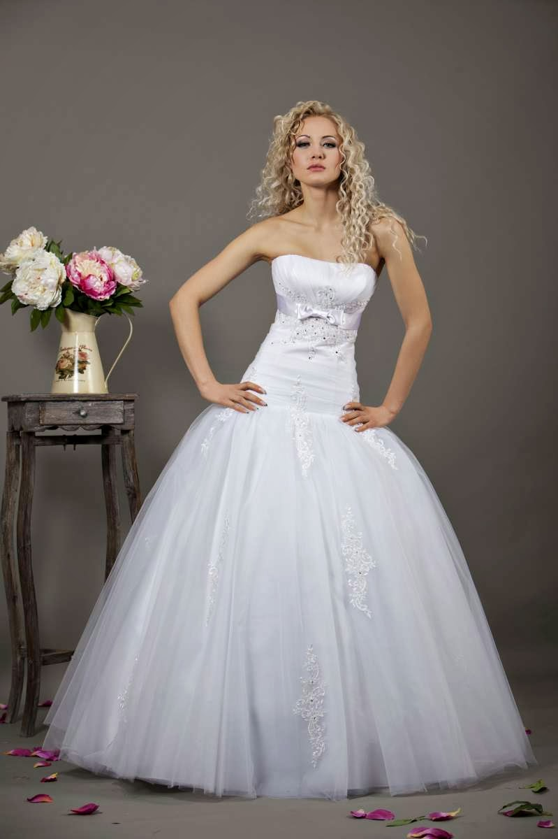 1001 fustane: Fustane nuserie - Wedding dresses