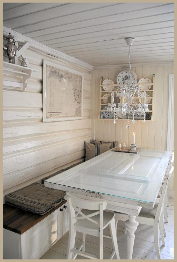 Rooms Of Inspiration: A Cozy Dining Room
