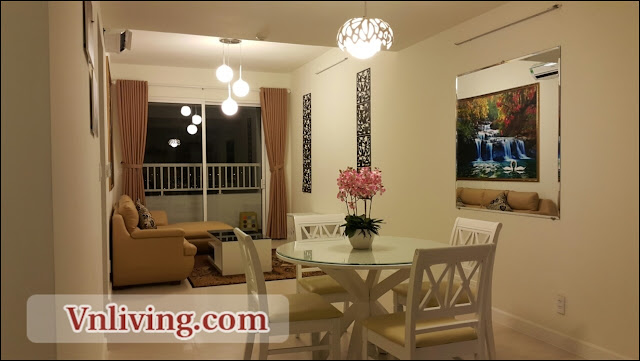 Lexington Residence apartment for rent 2 bedrooms 84 sqm highfloor