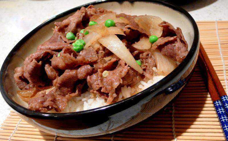 Teriyaki Beef Rice Bowl Recipe: Japanese Fast Food At Home ...
