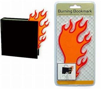 BurningBookmark