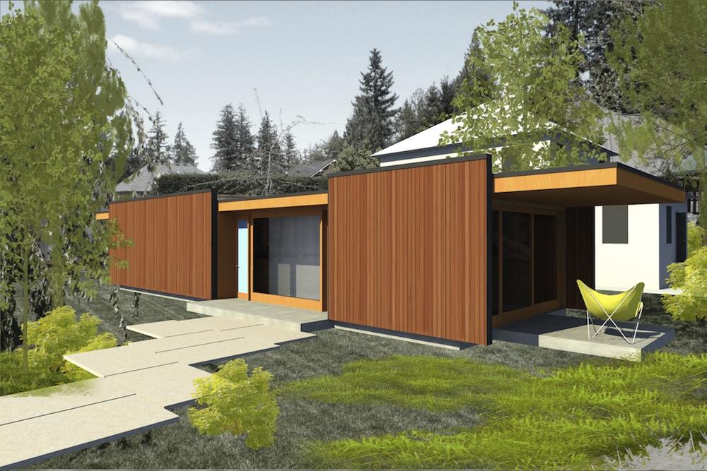 Modular Home Builder Lindal Cedar Homes Enters Modern Prefab Market