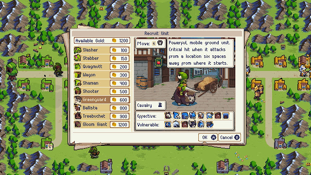 Wargroove | LucullusGames