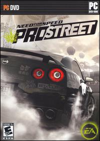 Need For Speed Pro Street PC Full Español