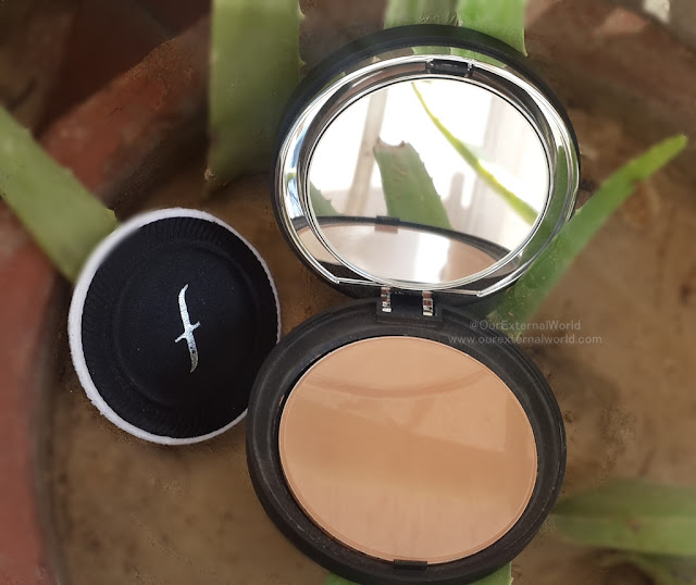 FACES Ultime Pro Second Skin Pressed Powder - Review, Price, Swatches