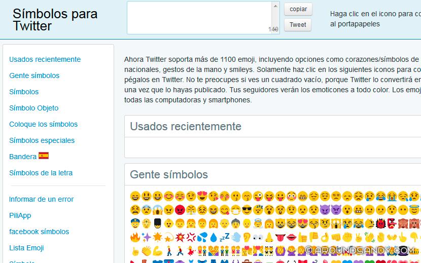 Como poner emojis emoticonos twitter facebook desde pc