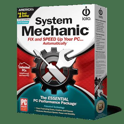 System Mechanic 17 : Tingkatkan kecepatan, kekuatan, dan stabilitas komputer