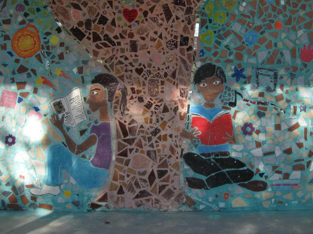 The Tucson Murals Project Drachman Montessori Magnet School