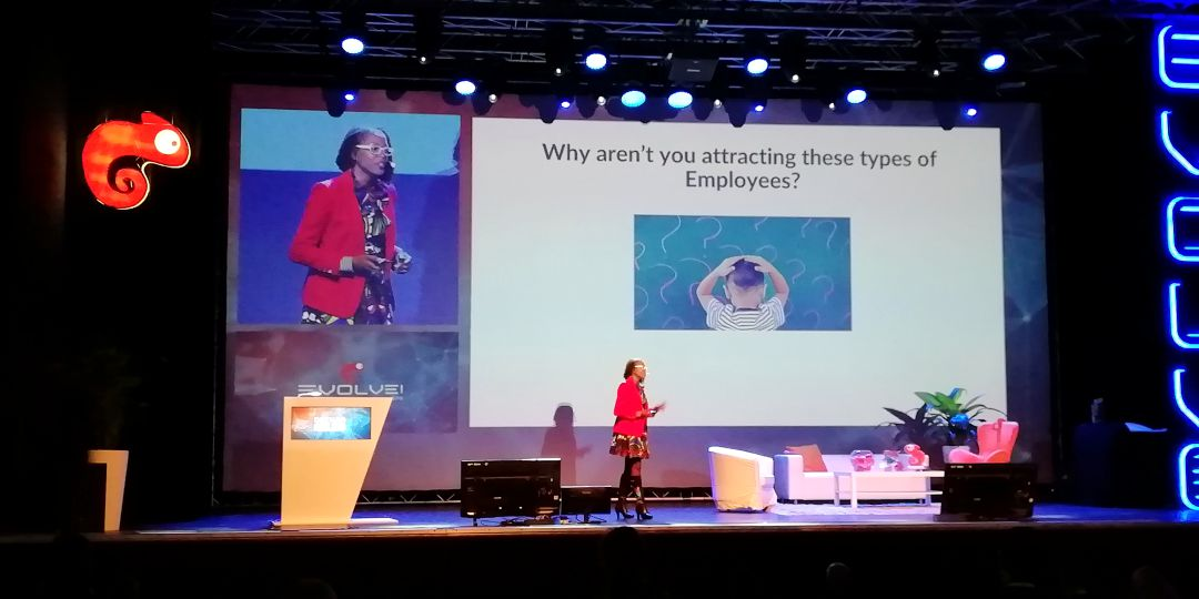 evolve, evolve summit, konference, HR konference, práce v HR, recruitment, vzdělávání na mateřské