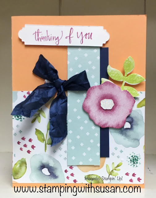 Stampin' Up! Every day Cards, Oh So Eclectic, Leaf Punch