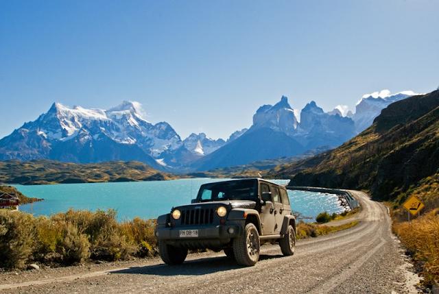 Como chegar no parque Torres Del Paine