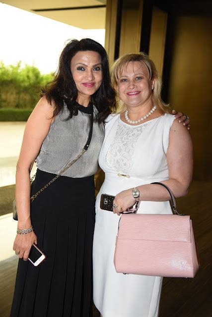 Vandy Mehra with Ala Madhu