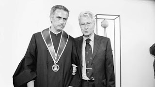 Manchester United Manager, Jose Mourinho loses father at age 79, shares touching photos as tribute