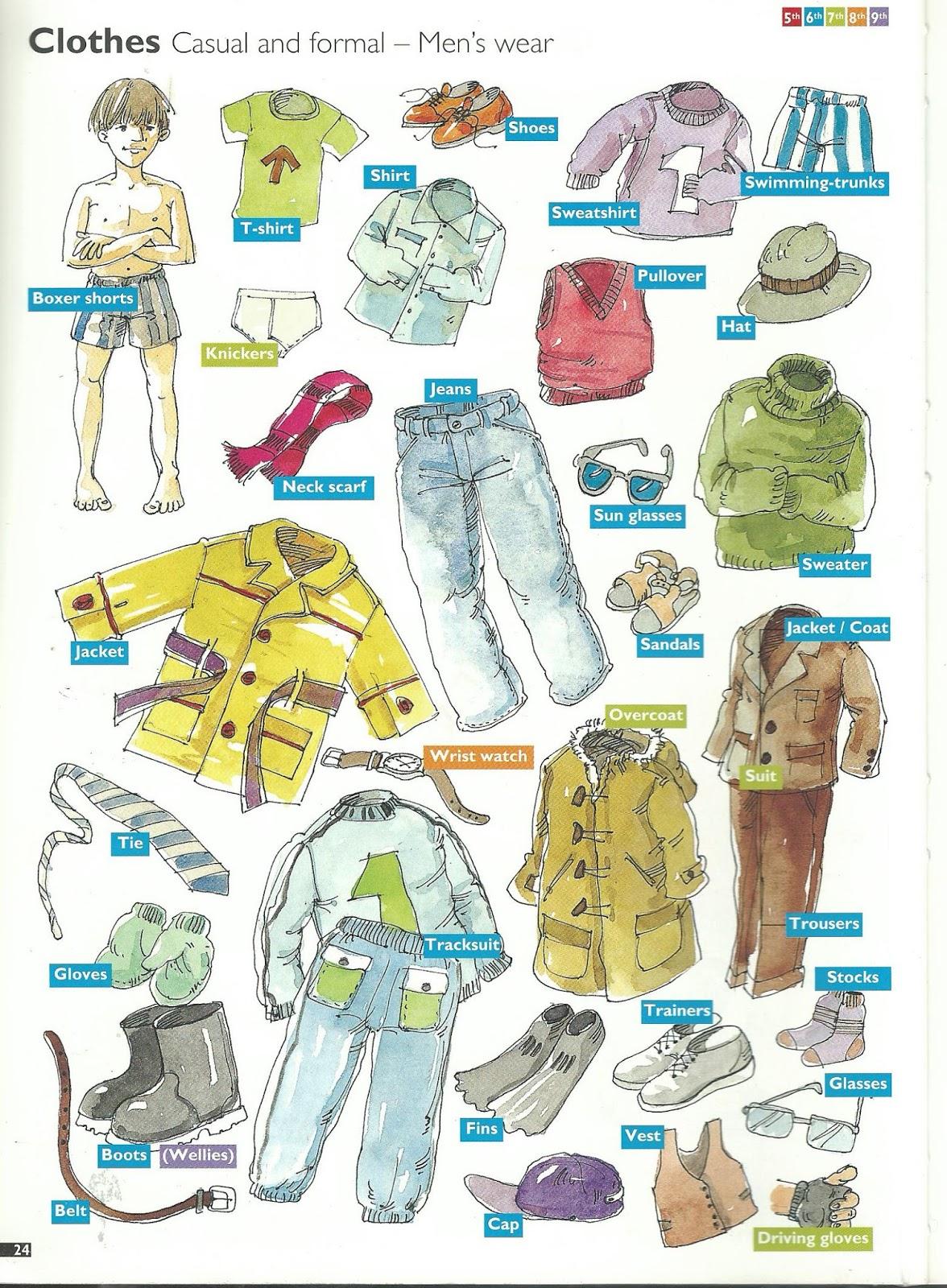 fb8c90a7fd 13 - VESTUÁRIO FORMAL E INFORMAL  roupa e acessórios para homem - CLOTHES   casual and formal men s wear