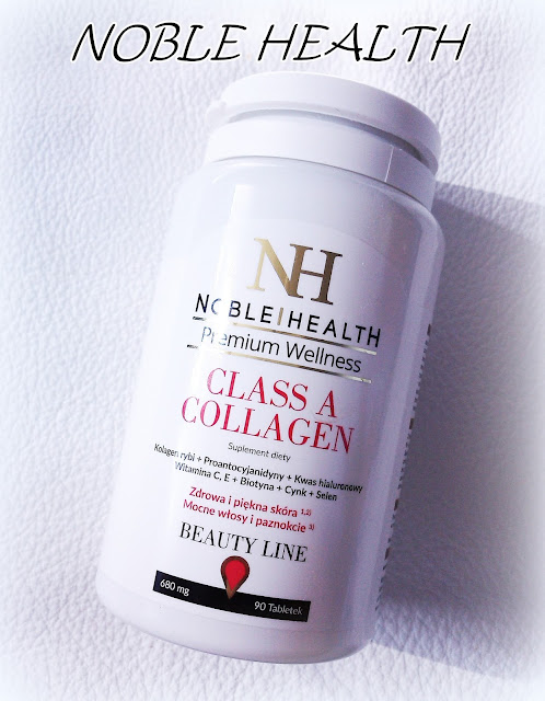 NOBLE HEALTH, CLASS A COLLAGEN- Recenzja