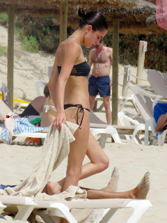 Martina Stoessel in Black Bikini 2017  30 ~ Celebs.in Exclusive Celebrities Galleries