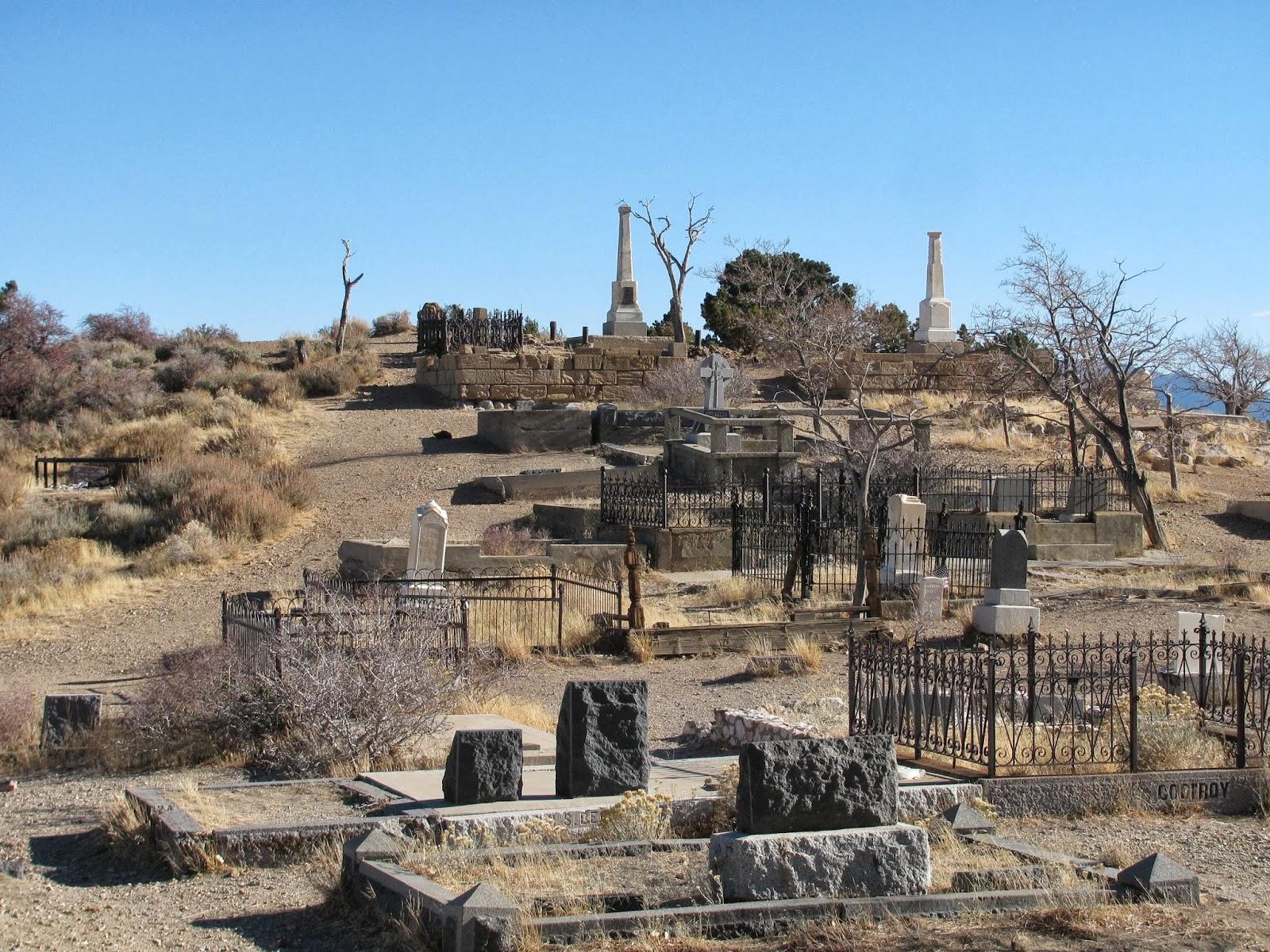Weekend Wanderluster Virginia City Cemetery Storey -1683