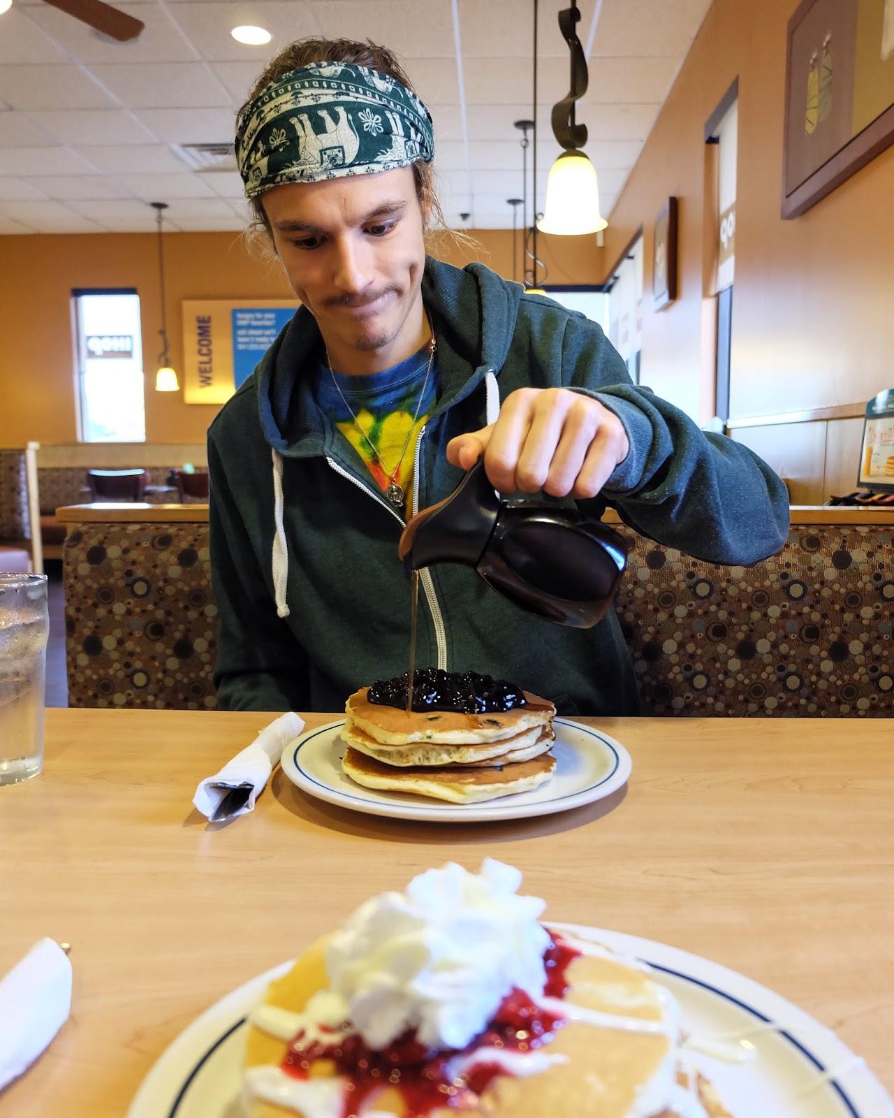IHOP Pancake House America