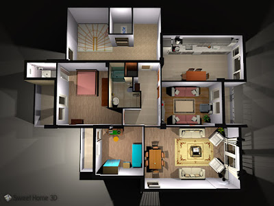 Dibujar el plano de su casa nueva o existente