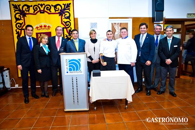 La Escuela de Hostelería y Turismo de La Flota celebra la cena de ...