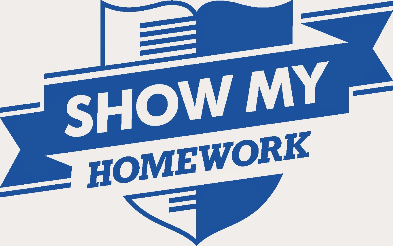 riddlesdown show my homework sign in