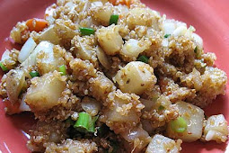 Quinoa Breakfast Hash